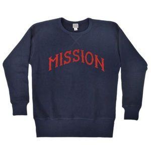 Men's San Francisco Mission Red Sweatshirt